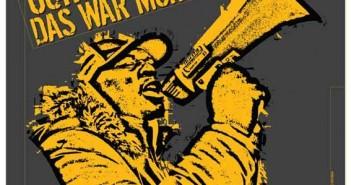Plakat: Initiative Oury Jalloh