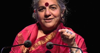 Vandana Shiva: Growth = Poverty