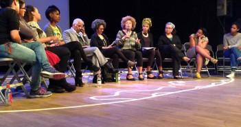 Angela Davis in der Werkstatt der Kulturen